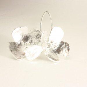 boucles oreilles argent massif cours bijouterie individuel